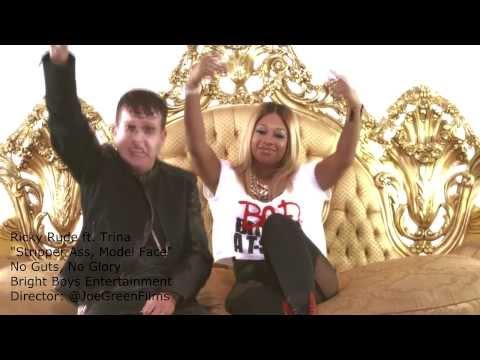 Xxx Mp4 RICKY RUDE Featuring TRINA Stripper Ass Model Face Official Music Video HD 3gp Sex