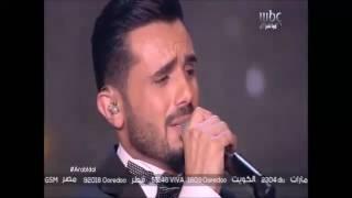 حبي لها رغم الظروف القاسية رغم المحن؛ عرب ايدل النجم عمار محمد العزكي يبكي ويغني امي اليمن مؤثر جداً