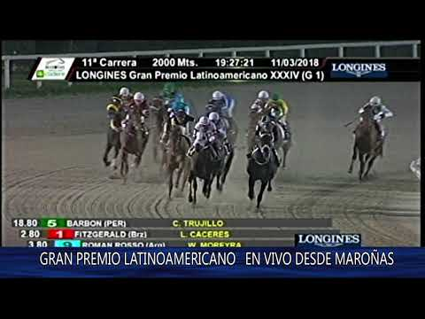 Xxx Mp4 Hipódromo De Monterrico Longines GP Latinoamericano G1 11Mar18 3gp Sex