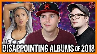 Top 10 Most Disappointing Albums Of 2018