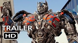 Transformers 5: The Last Knight Optimus Prime Promo Trailer (2017) Mark Wahlberg Action Movie HD