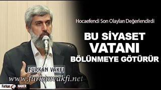 YENİ | HDP milletvekillerinin ve Cumhuriyet gazetesinden bazı gazetecilerin  tutuklanması hakkında