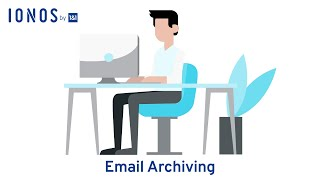 Protect your email data with Email Archiving from IONOS