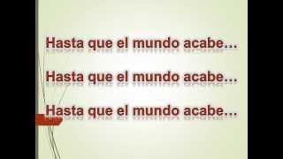 De Janeiro a Janeiro letra en español