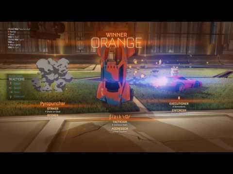 Rocket League Gameplay Part 259 Challenger