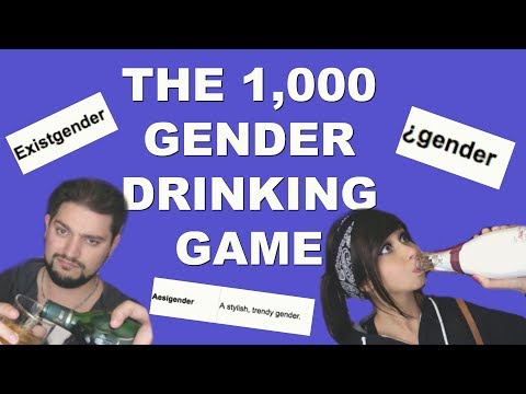 Xxx Mp4 The 1 000 Gender Drinking Game 3gp Sex