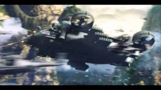 AVATAR- Humans vs Na vi people war scene- HD
