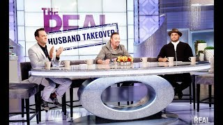 Get Up & Dance! The Husbands Are Taking Over on 'The Real'