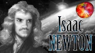 Isaac Newton, la pomme et la gravitation. TeaTime!