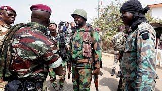 Nouvelle mutinerie en Côte d'Ivoire, deux soldats tués