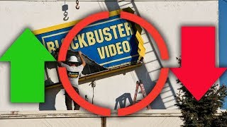 How Blockbuster Video Entered The Red Ring Of Death
