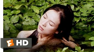 House of Flying Daggers (4/8) Movie CLIP - Watching Her Bathe (2004) HD