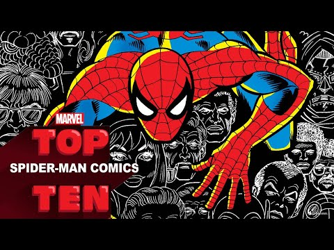 Top 10 Spider-Man Comics | Marvel Top 10