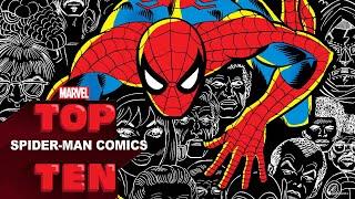 Top 10 Spider-Man Comics   Marvel Top 10