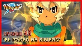 Inazuma Eleven Go Chrono Stones - Episodio 48 español «¡El poder de Simeon!»