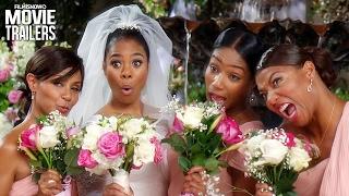 GIRLS TRIP - Jada Pinkett Smith & Queen Latifah in first trailer