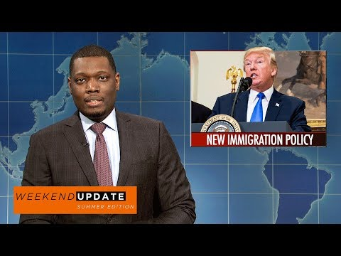 Weekend Update on White House Staffing Changes SNL