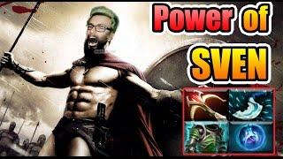 Miracle- Dota 2 - The Power of BIG SWORD