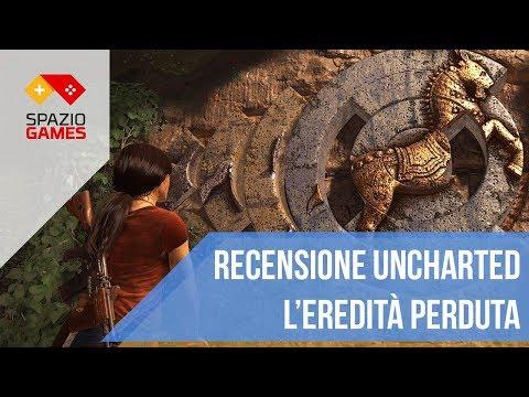 Uncharted: L'Eredità Perduta - La Recensione di Spaziogames.it