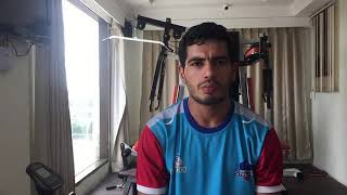 Pro kabaddi 2017 Haryana Steelers vikas khandola interviewed