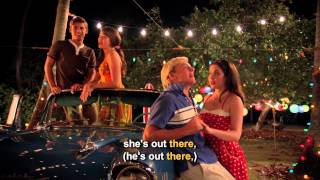 Teen Beach Movie | Meant To be - Sing-along! | Official Disney Channel UK