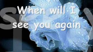 When Will I See You Again by Three Degrees
