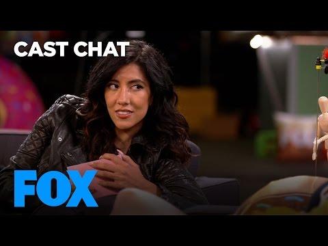 Xxx Mp4 Kristen Schaal Stephanie Beatriz Talk About Sex In The FOX Lounge FOX BROADCASTING 3gp Sex