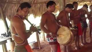 DANCING  WITH  EMBERA  PEOPLE (Darien Jungle), scratchpad