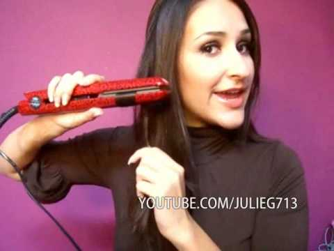 Naughty Girl Curls Curling Your Hair With a Flat Iron