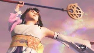 Final Fantasy X | HD - Yuna sending Souls HD Scene