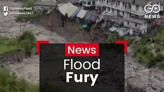 Flood Fury Hit Uttarakhand