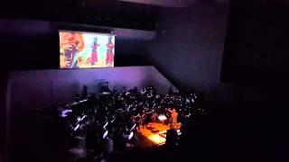 HolIywood, Sinfónica Escuela Superior de Música