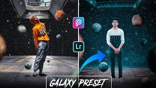 Ritesh Creation Lightroom Mobile galaxy Preset Download, Picsart Galaxy Manipulation Editing