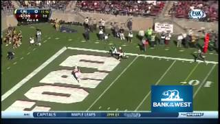 Cal Football: Stanford highlights (Bank of the West)