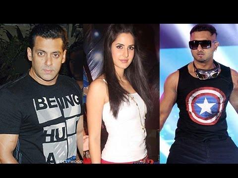 2012 - Katrina Kaif, Salman Khan And Yo Yo Honey Singh Top The Search Engine ! [HD]