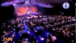 الموسيقار ملحم بركات  موال+ بدي جيب عليها ضرة (حفل بيروت)