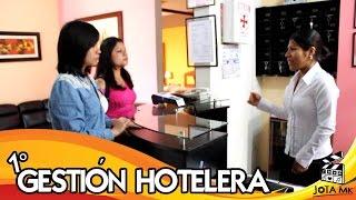 Realizando un Hospedaje - GESTIÓN HOTELERA 1 PARTE