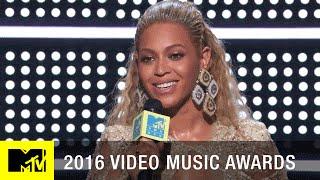 Beyoncé Wins Best Female Video   2016 Video Music Awards   MTV