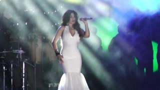 Haifa Wehbe sings Yama Layaly Live in Turkey Full HD
