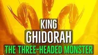 King Ghidorah (THE THREE-HEADED MONSTER) Explored