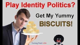 Massa Charlie Kirk's Butter Biscuits for Black Conservatives #TPUSA