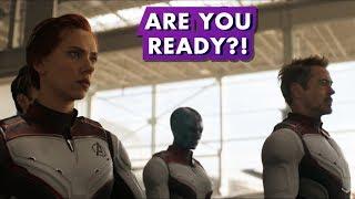 How to Prepare for Marvel Studios' Avengers: Endgame | Earth's Mightiest Show
