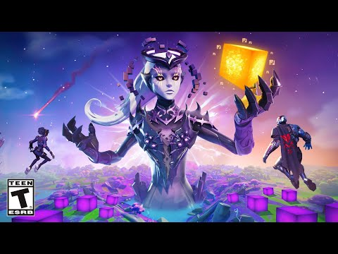 Fortnite STORYLINE The QUEEN of CUBES EVENT 30 DAYS