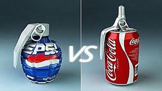 حرب التسويق بين الشركات الكبرى , مضحك جداً .. !!