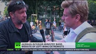 250 officers to find 5 properties: Why was banning radical website so hard for German authorities?