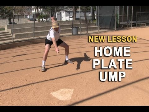 Baseball Wisdom Home Plate Ump with Kent Murphy