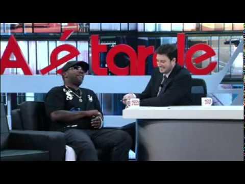 Entrevista Mr. Catra no Agora é Tarde 10 08 2011