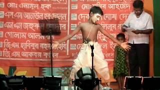 দয়াল বাবা কলা খাবা।Doyal baba kola khaba. অস্থির নাচ। Bangla Dance. Best dance in Bangladesh.