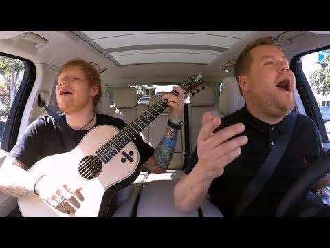 Ed Sheeran Brings Acoustic Guitar Along In Carpool Karaoke Sneak Peek