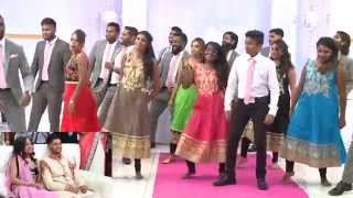 best tamil  wedding dance 2015